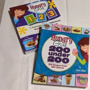 2 Books Hungry Girl Guilt Free Recipes